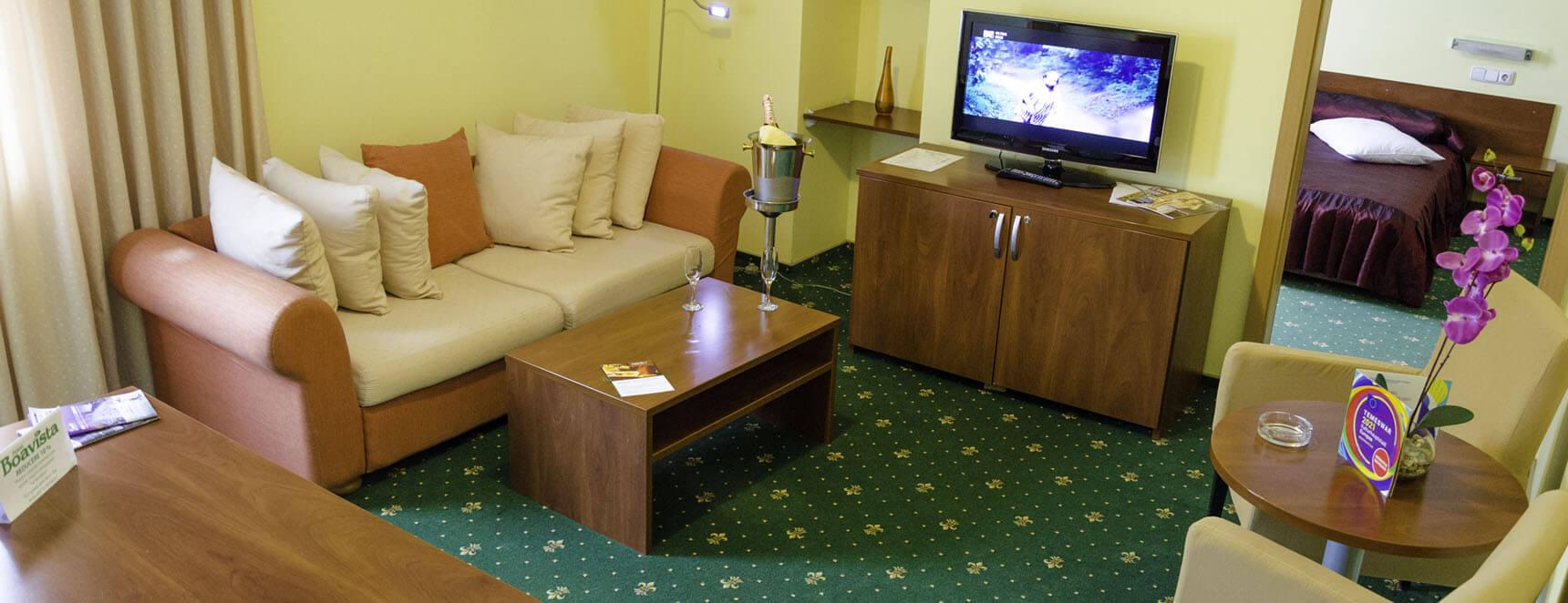 Apartament Suită Hotel Boavista
