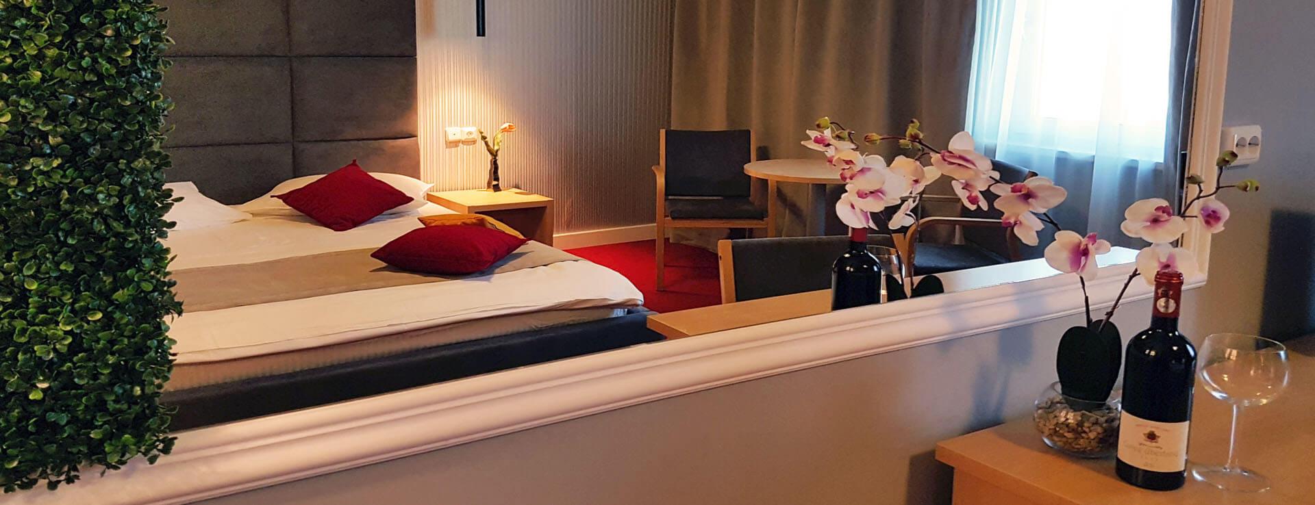 Camera Dublă Hotel Boavista