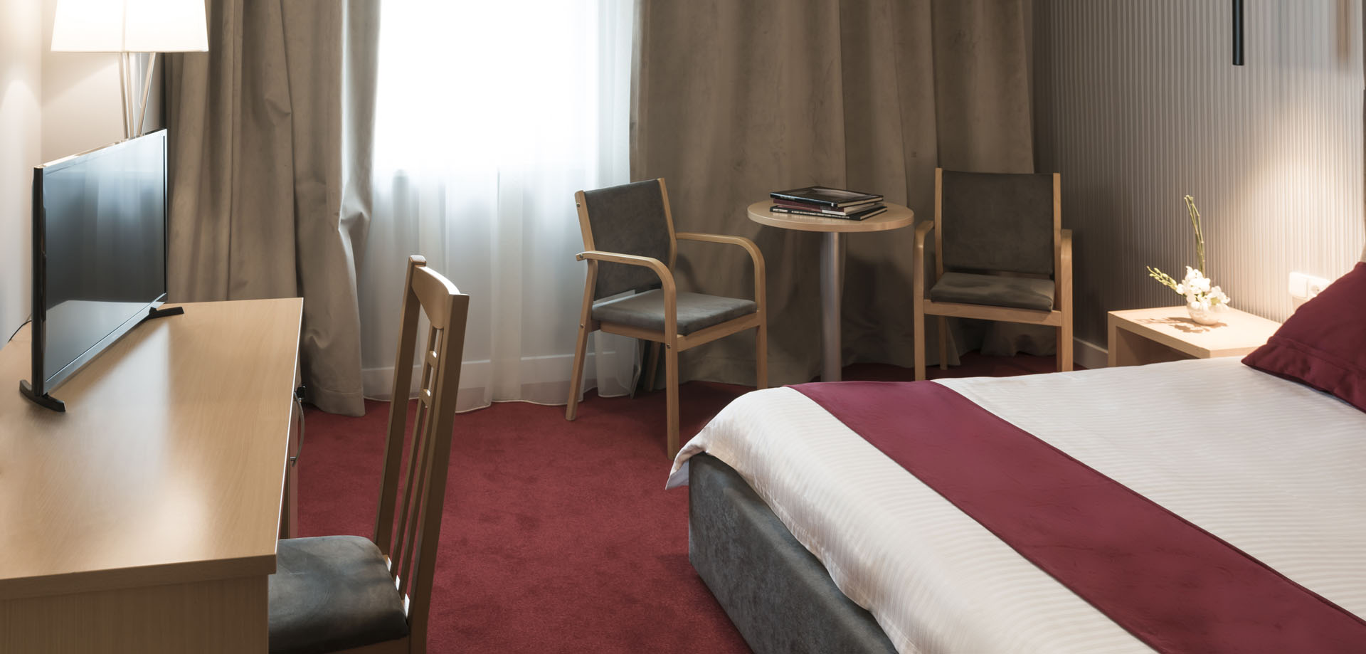 Camera Single Hotel Boavista