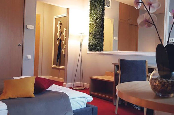 Camera dubla Hotel Boavista